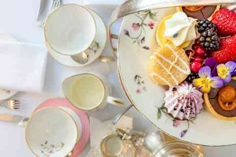 The Royal Horseguards - Champagne Afternoon Tea for One or Two - Save 49%