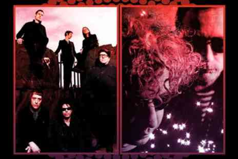 Alchemy Promotions - Skyline Series Echo and The Bunnymen and Special Guests, Standing or VIP Ticket on  22 June - Save 9%