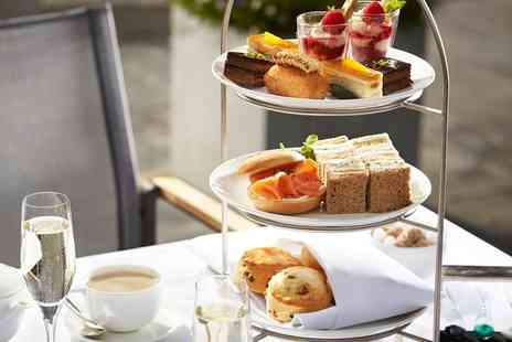 Barnett Hill - Afternoon Tea with Optional Champagne for Two - Save 41%