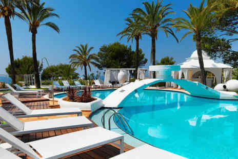 Maritim Hotel Galatzo - Four Star Sophisticated Retreat on the Costa de la Calma For Two - Save 58%