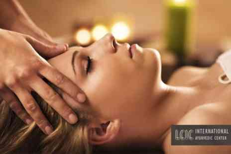 The London Centre of Indian Champissage - 30 Minute Ayurvedic Facial Massage and 30 minute Indian Champissage - Save 59%