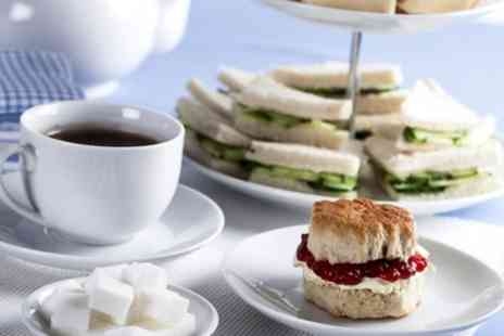 Britannia Hotels Adelphi - Traditional Afternoon Tea with Optional Prosecco for Two or Four - Save 43%