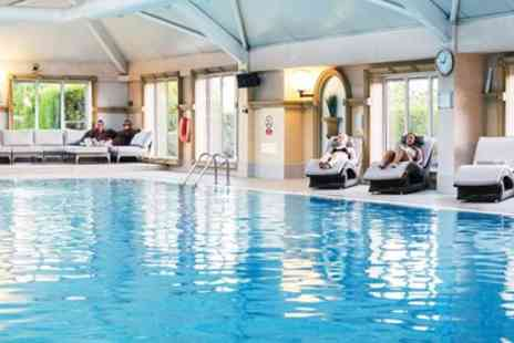 The Park Royal Hotel - Cheshire spa day Inclusive massage & facial near Warrington - Save 62%