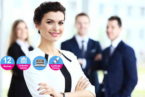 Blue Mountain - Women in leadership course - Save 89%