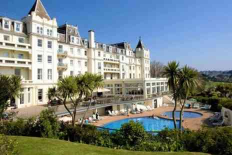 The Grand Hotel - Four Star One or Two Nights for Two with Breakfast and Leisure Access - Save 0%