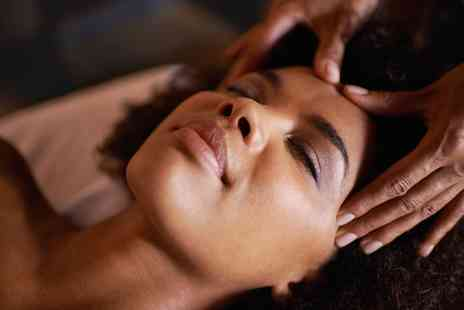 Transform U - Back, Neck, Shoulder and Indian Head Massage with Optional Facial and Steam - Save 37%
