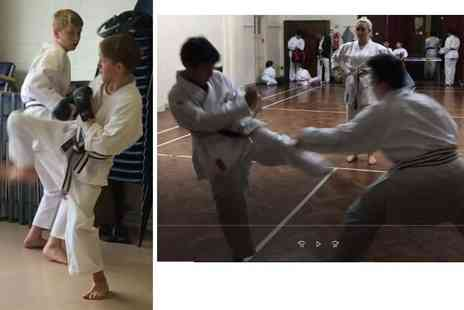 BlackPantherkarate - Black panther karate & self defence children, adults And family - Save 50%
