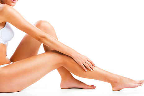 The BH Clinic - Six sessions of laser hair removal on a small area - Save 88%