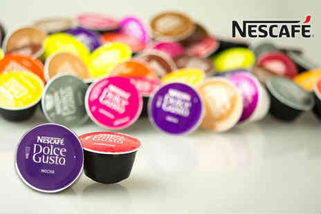 Euro Coffee Pods - Nescafe Dolce Gusto capsule bundle - Save 65%