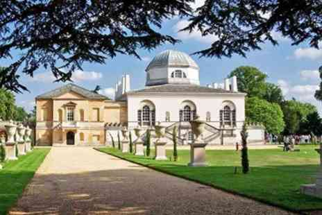 The Great British Food Festival - Chiswick House & Gardens food festival entry for 2 - Save 43%