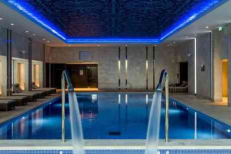 Hotel InterContinental - Spa day for one  or two including two ESPA treatments, a glass of Champagne and chocolates - Save 32%