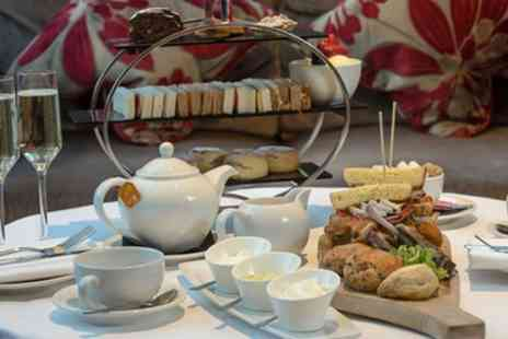 Holiday Inn - Classic Afternoon Tea for Two or Four - Save 45%