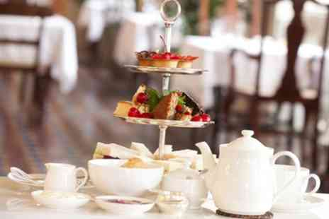 Etrop Grange Hotel - Afternoon Tea with Optional Champagne or Gin and Tonic for Two or Four - Save 35%