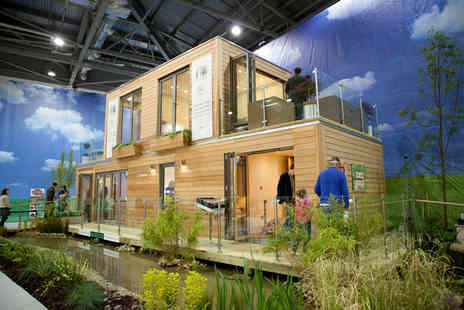 Media 10 - One day ticket to the Grand Designs Live show on 5th, 6th, 7th, 12th or 13th May - Save 46%