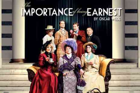 ATG Tickets - Ticket to The Importance of Being Earnest on 13 to 16 March - Save 56%