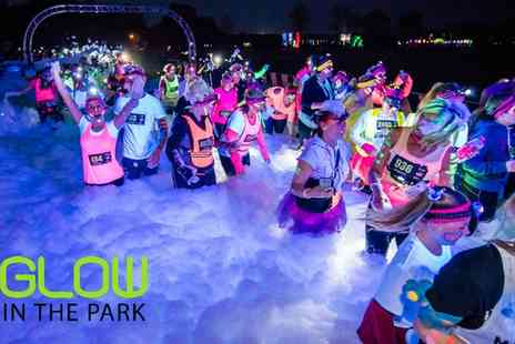 Votwo Events and Adventure - Ticket to Glow in the Park, Tickets for One or Four on 7 and 28 April - Save 18%