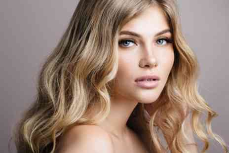 Fox and Hair - Cut and Finish with Half Head of Highlights - Save 61%
