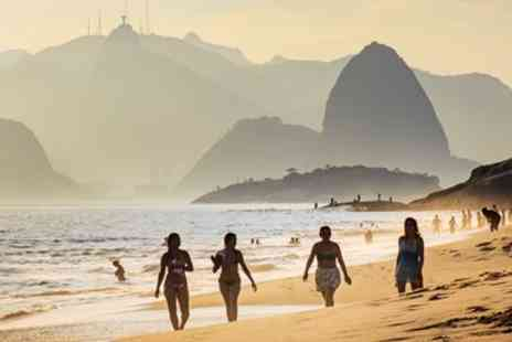 Infinity Cruises - Genoa to Rio de Janeiro cruise with flights, stays & transfers - Save 0%