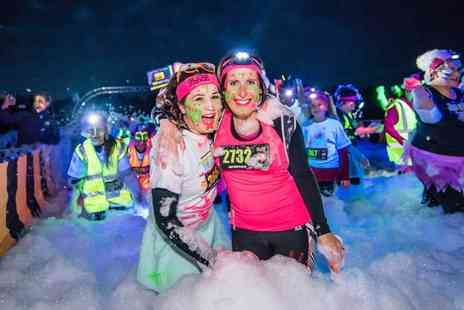 Glow in the Park - Entry for one or group of four to the Glow in the Park 5K event - Save 18%