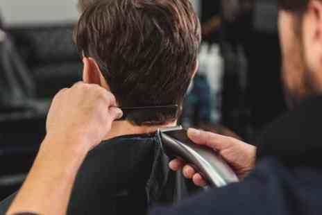 Ross Carter Barbershop and Academy - Haircut with Optional Beard Trim or Shave - Save 50%