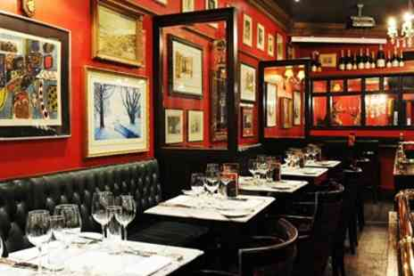 Boisdale of Bishopsgate - Rosette awarded 3 course meal, bubbly & jazz - Save 50%