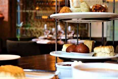 Rasoi Indian Kitchen - High Chai Indian Afternoon Tea with Prosecco for Two or Four - Save 40%