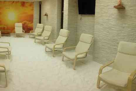 Dorset Salt Therapy - One, Two or Five Salt Room Sessions - Save 71%