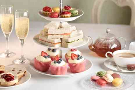 Hallmark Hotel Hull - Traditional, Carrot-Themed or Sparkling Afternoon Tea for Two - Save 48%