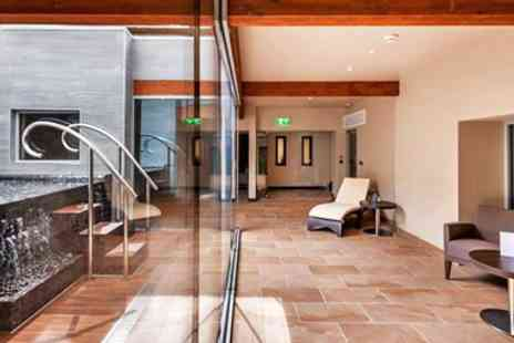 Gomersal Park Hotel - West Yorksire spa day with treatments & prosecco - Save 56%