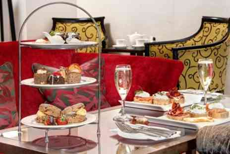 Best Western Ivy Hill Hotel - Afternoon tea for 2 with bubbly - Save 37%