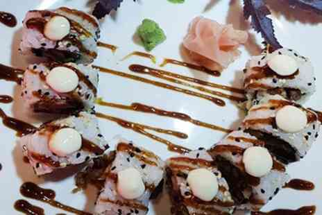 Ten Ichi - 40 or 80 Pieces of Sushi with Sake or Wine - Save 40%