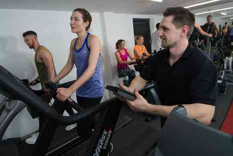 Fitness Rush - One Month Gym Membership - Save 41%