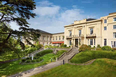 Macdonald Bath Spa Hotel - Five Star Luxury Spa with Award Winning Restaurant 10 Mins from Bath Abbey For Two - Save 0%