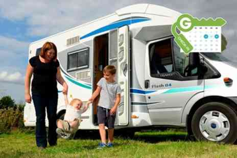Unbeatable Hire - Campervan Hire for Up to Six Adults and One Child - Save 0%