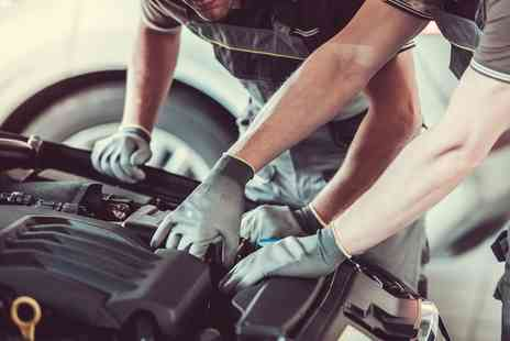 Potters Bar MOT and Service Centre - MOT with Optional Service or General or Air Conditioning Service - Save 0%