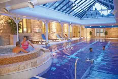 The Spa at Thoresby Hall - Spa Day with Two Course Lunch and Coffee or Bucks Fizz for One or Two - Save 39%