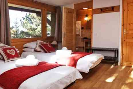 Alpine Elements - Last minute La Plagne ski holiday with flights, transfers & meals - Save 0%