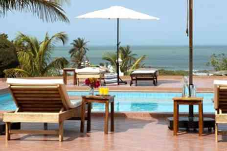 The Gambia Experience - Boutique Gambia B&B week including flights - Save 0%