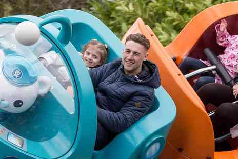 Holiday Extras - Alton Towers Resort Stay Kids Go Free, Short Breaks or including Easter, May and Summer - Save 0%