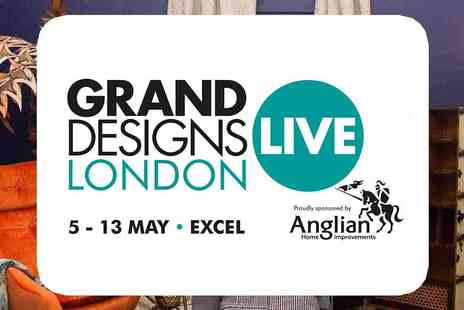 Media 10 - Grand Designs Live 2018 at the ExCeL, Inspiring Ideas on a Grand Scale - Save 55%