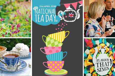 National Tea Day - National Tea Day Fest Tea Val at Chiswick House Tastings, Activities, Music and More - Save 15%