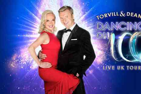 Encore Tickets - Dancing On Ice Tour 2018 in Wembley, Birmingham, Newcastle, Manchester and more - Save 0%