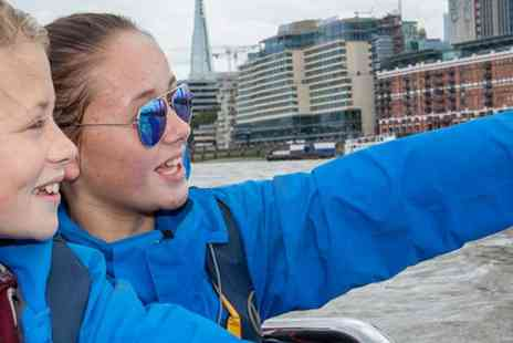City Cruises - ThamesJet River Experience - Save 50%