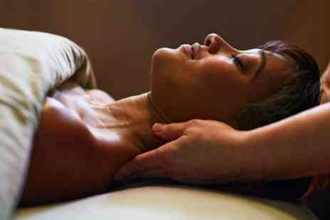 Advanced Beauty by Lauren Williams - 45 Minute Back, Neck, Face and Scalp or Hot Stone Massage - Save 37%