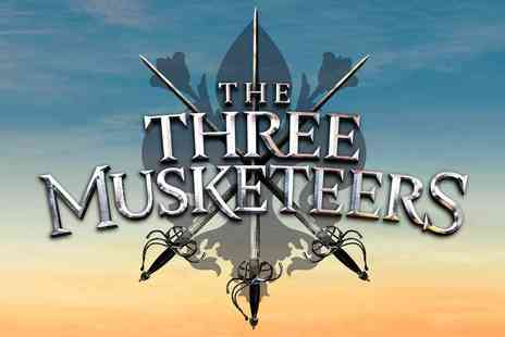 Iris Theatre - The Three Musketeers at the Stunning Outdoor Iris Theatre - Save 31%