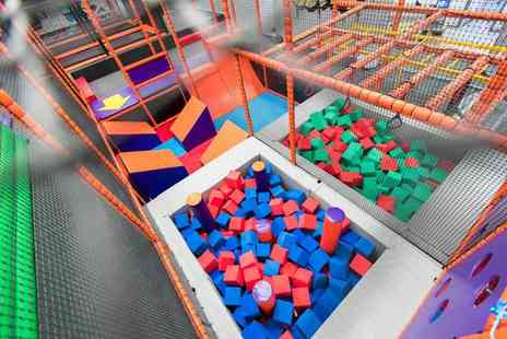 The Family Activity Centre - The Family Activity Centre Entry Pass - Save 25%