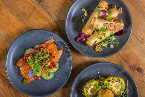 Mr Petit - Six Small Plates for Two to Share with a Cocktail Each - Save 52%