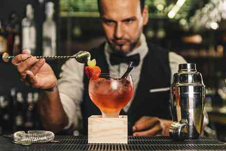 Tup Tup Palace - Cocktail Masterclass - Save 50%