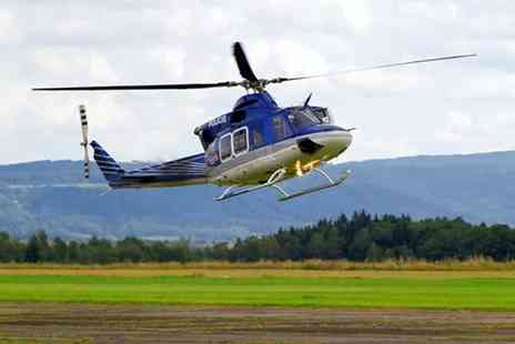Adventure 001 - Helicopter Flight Experience - Save 58%