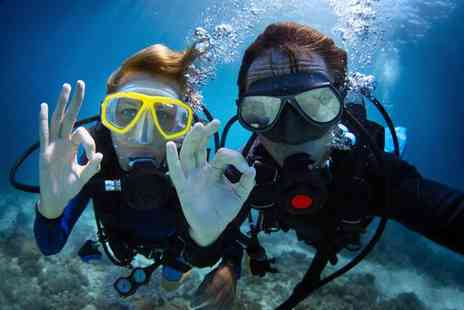Sunderland Scuba centre - Scuba Diving Lesson - Save 80%
